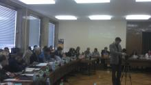 The third coordination meeting of TEMPUS projects