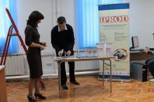 Promotion of IPROD project at the University of Mostar